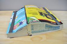 shuffled phone books